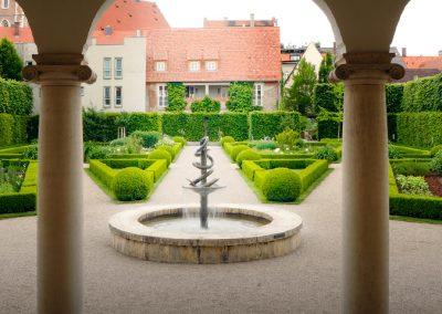 Arzneipflanzengarten Ingolstadt