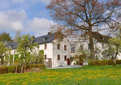 Gartenführung im Landhausgarten