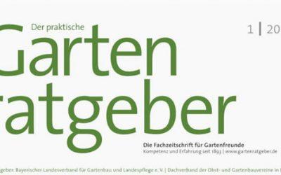 Gästeführer Gartenerlebnis Bayern im Gartenratgeber