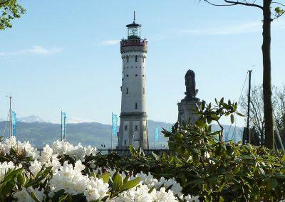 Insel Lindau im Bodensee