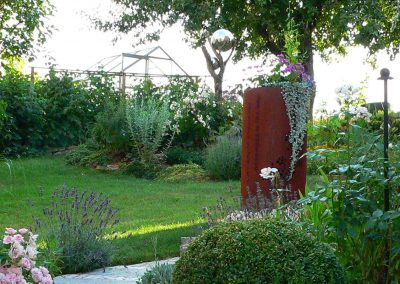 Versteckte Gartenschätze in Büchold