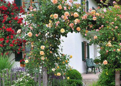 Landgarten im Chiemgau