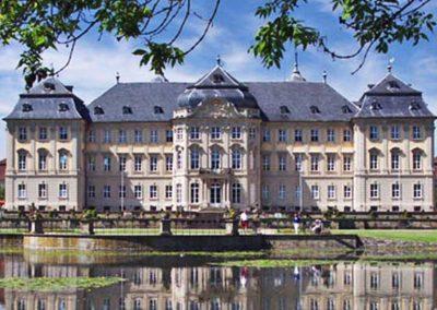 Entdeckungsreise durch den Schlosspark Werneck