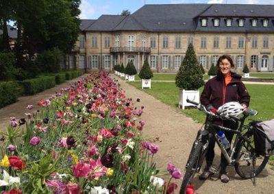 kraut&rüben Leserreise: Mit dem Rad rund um Bayreuth