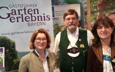 Gästeführer auf der Grünen Woche in Berlin 2019