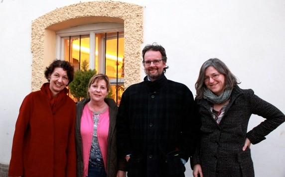 """Von der Interessengemeinschaft zum """"Gästeführer Gartenerlebnis Bayern e.V."""""""