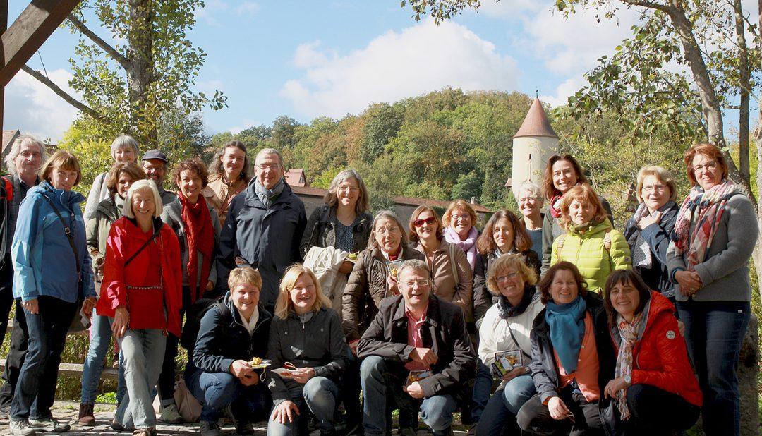 Tourismus: Engagement in und für Dinkelsbühl – Gartenführer-Aktivitäten in der Presse