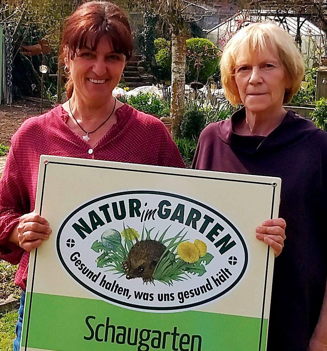 """""""Natur im Garten""""-Schaugarten ausgezeichnet"""
