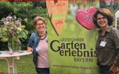 Tag der offenen Tür an der LWG Veitshöchheim – Wir Gartenerlebnisführer stellten unser Angebot vor