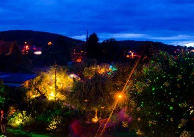 Gärten bei Nacht erleben! in Himmelstadt